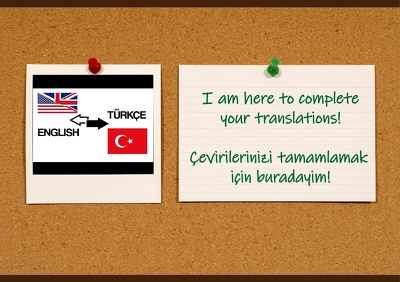 Translate documents between Turkish English language pairs