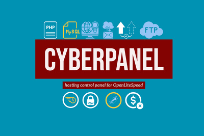 Install and setup cyberpanel free cpanel alternative