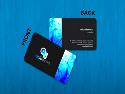 Design Unique & Amazing Business Card for you