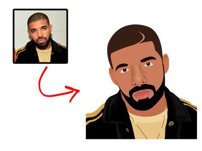 Draw your Cartoon Portrait Headshot
