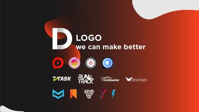 Design Creative and Special Logo. + Logotype + Icon