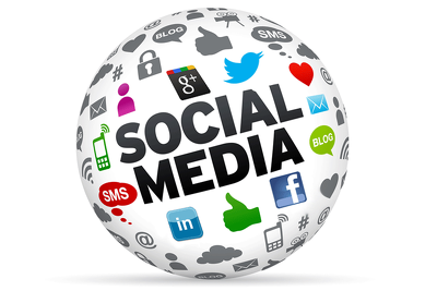 1 post per day for 7 days on 2 of your social media accounts.