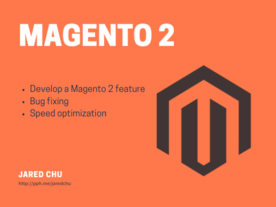 Develop a Magento 2 feature