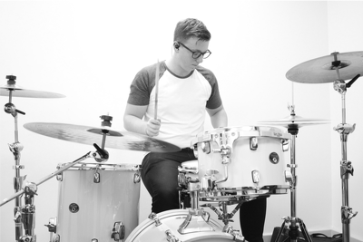 Compose, Play and Record Drum parts of any genre