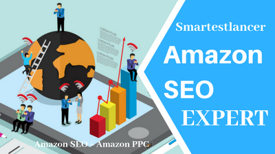 Create 10 SEO friendly Amazon Listing by  fixing SEO problems