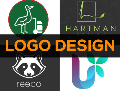 Design professional logo + unlimited revisions + vector file