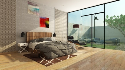 Make an Interior 3D Visualization