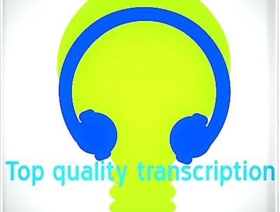 Transcribe 30 Minutes of Audio/Video