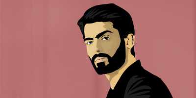 Create a vector illustration of Your Photo