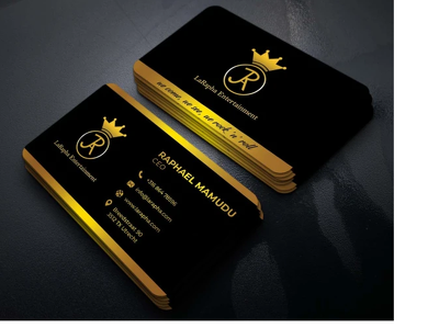 Get Your Professional Business Card