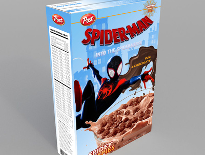 Design your cereal box