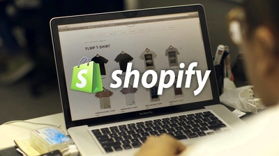 Build  your Shopify Store  In  ONE day