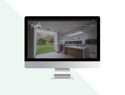 Build and design a 5 page responsive Squarespace website