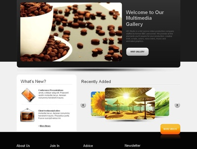 Design Amazing, Professional Website Pages Using Css Animation