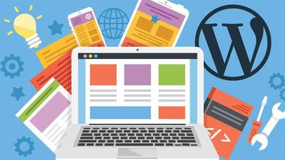 Develop a wordpress website 5-6 pages