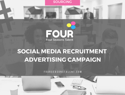 Setup Social Media Recruitment Campaigns (Free or Advertising)