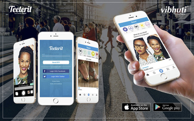 Develop Mobile application for you (iOS or Android)