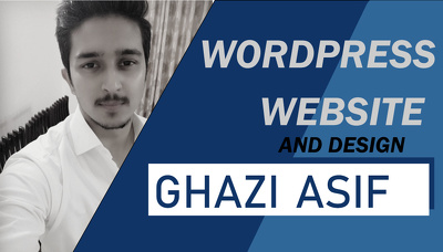 Build/Make/Develop/Design wordpress website full Responsive