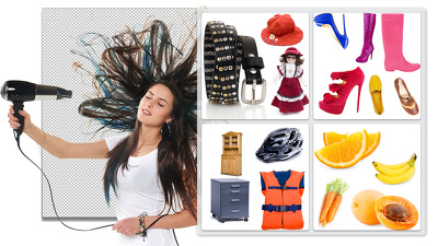 30 photos cut out remove background or clipping path