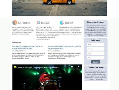 convert  PSD to HTML to Wordpress website