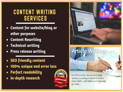 Write engaging SEO content for your website or blog
