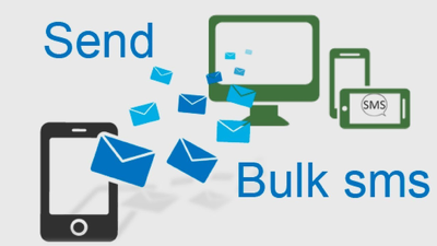 Provide you Bulk SMS sending software (3600 SMS in one hour)
