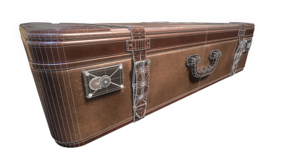Create a 3D Asset for your project including Textures
