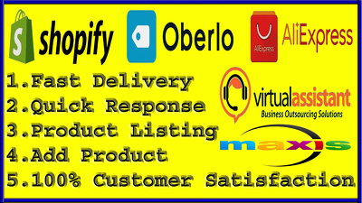 Do your drop shipping order fulfillment virtual assistant