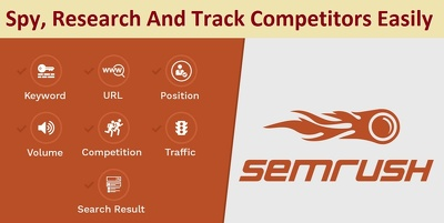 Provide complete analysis report from SEM Rush Paid tool