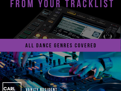 Create you a DJ mix from your playlist
