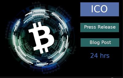 Create Your Crypto Ico, Presale Press Release