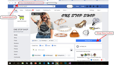 Create and manage Facebook Business page.