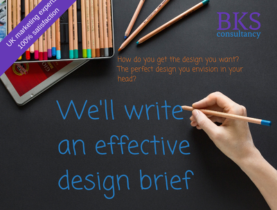 Write an effective design brief