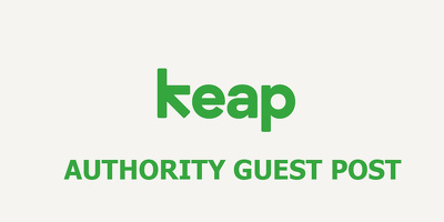 Publish a guest post on Keap.com Blog