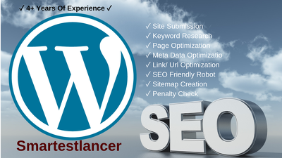 Do Complete Onpage SEO For WordPress Website