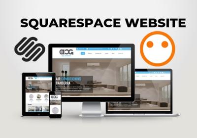 Build a Responsive Squarespace Website