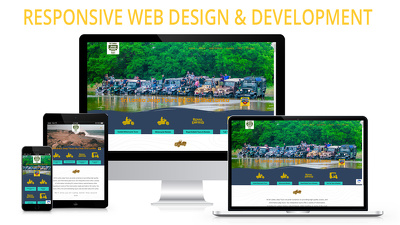 Design and develop responsive & SEO friendly wordpress website