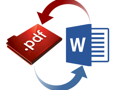 Convert, Transcribe, Format PDF To Word Template