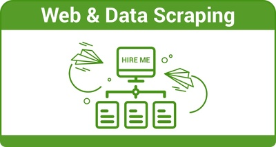 Website Scraping/ Crawling, Data Extraction, Excel VBA support
