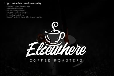 Design Modern Minimalist And Luxury Business Logo Design