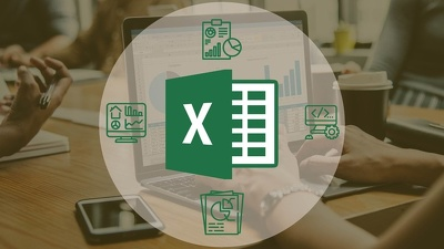 Create an Excel spreadsheet formed of 100 rows (10 columns) .