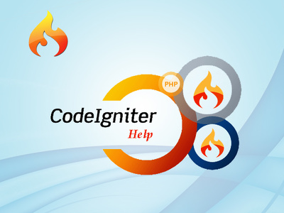 Solve the Codeignitor bug fixing