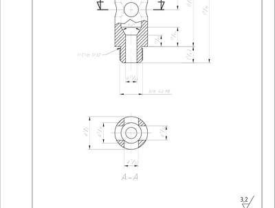 Create  2D mechanical technicals drawings of your product