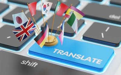 Translate English Arabic and Turkish.