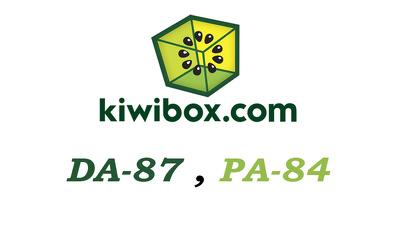 "Write And Publish DOFOLLOW Guest Post on ""Kiwibox"" DA-82"