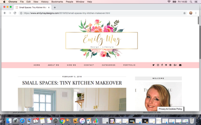Feature your Interior Design product or service on my blog