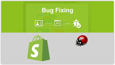 Shopify Quick Fix / Resolve Issues on your Shopify Store.