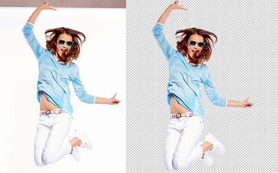 Do 20 To 200 Photos Background Removal And Fast Delivery