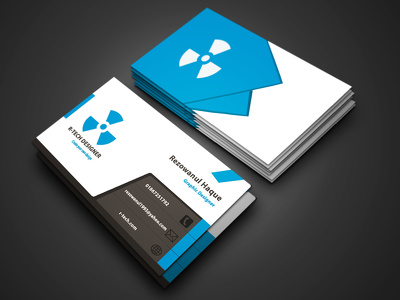 Do Eye Catching Professional Business Card Within 4 Hours