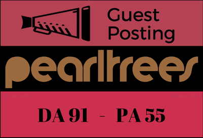 Publish Guest Post with DOFOLLOW link on Pearltrees.com DA 91
